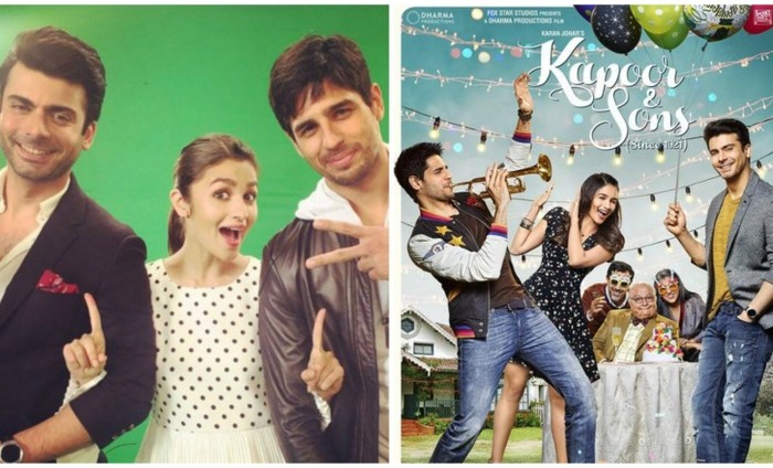 Here's The First Look Of Kapoor & Sons!