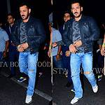 Salman Visit On The Sets Of New Show Comedy Nights