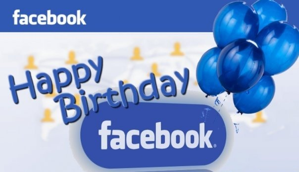 #FriendsDay: Happy 12th Birthday Facebook!