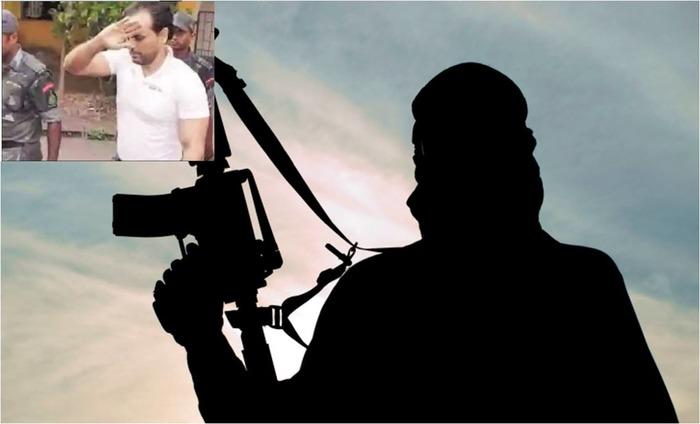 Shocking: Accused Of 'Terror Links', Son Of Ex-Major General Held In Goa