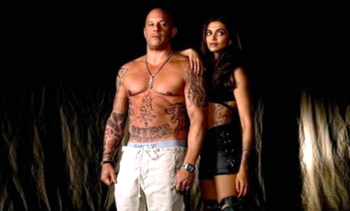 XXx Xander Cage's First Look Is Out, Featuring Deepika And Vin Diesel