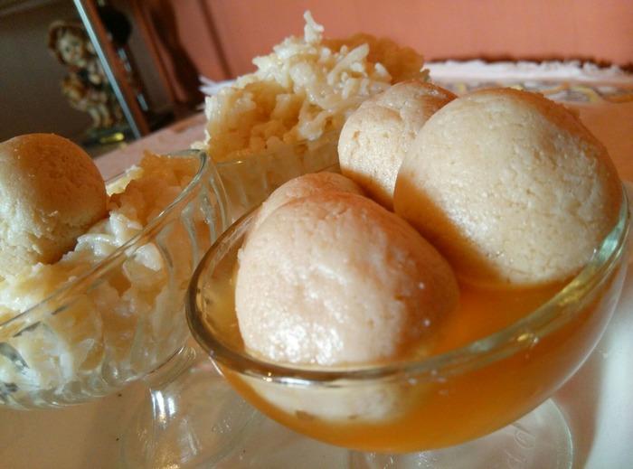 Bengali Winter Sweets Worth A While - Nolen Gurer Rosogolla