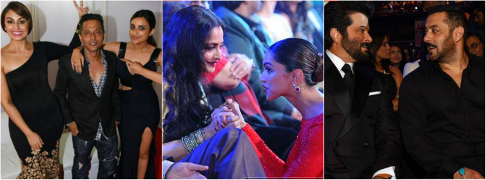 10 Best Things That Happened At The Filmfare Awards 2016