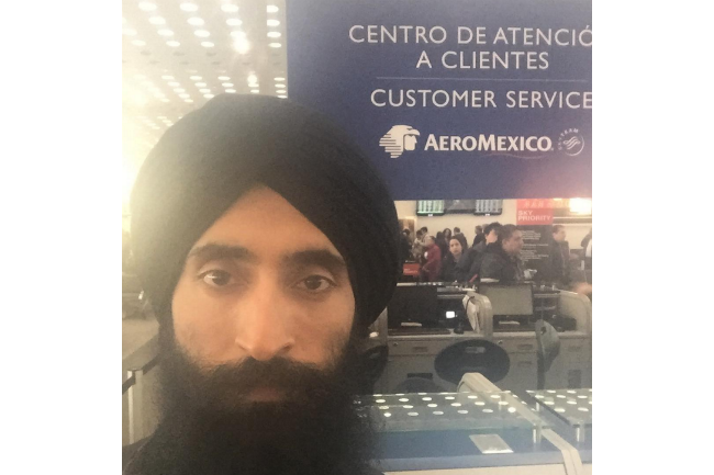 Sikh-American Actor Denied Boarding Flight In Mexico City Because Of His Turban!