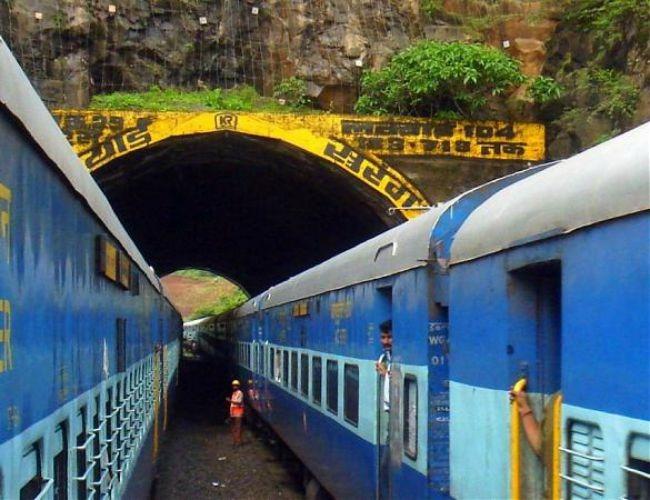 Longest Rail And Road Tunnels In India - Berdewadi Tunnel