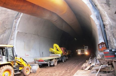 Longest Rail And Road Tunnels In India - Chenani-Nashri Tunnel
