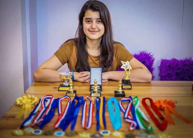 Kudos: Indian-origin Girl Tops Mensa IQ Test In UK