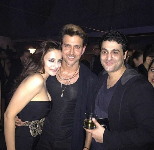 These 10 Pictures From Hrithik Roshan's Birthday Bash Will Give You Serious FOMO