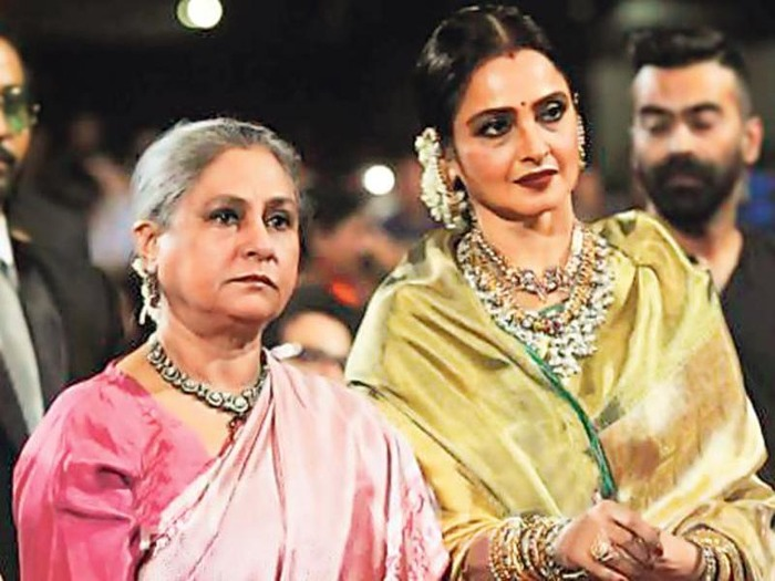 Kashibai Meets Mastani: Here's What Happened When Jaya Hugged Rekha