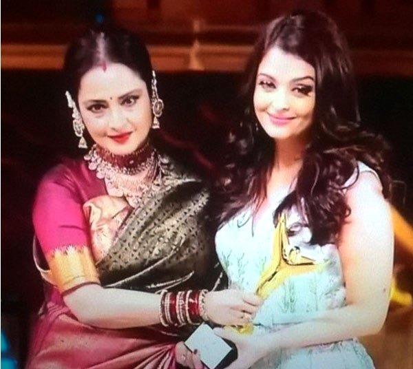 Gossip! Did Aishwarya Rai Bachchan Address Rekha As 'Maa'?