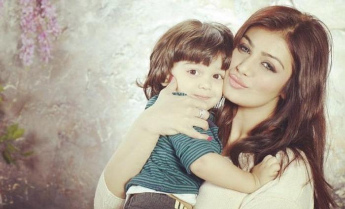 Meet Ayesha Takia's Adorable Son Mikail