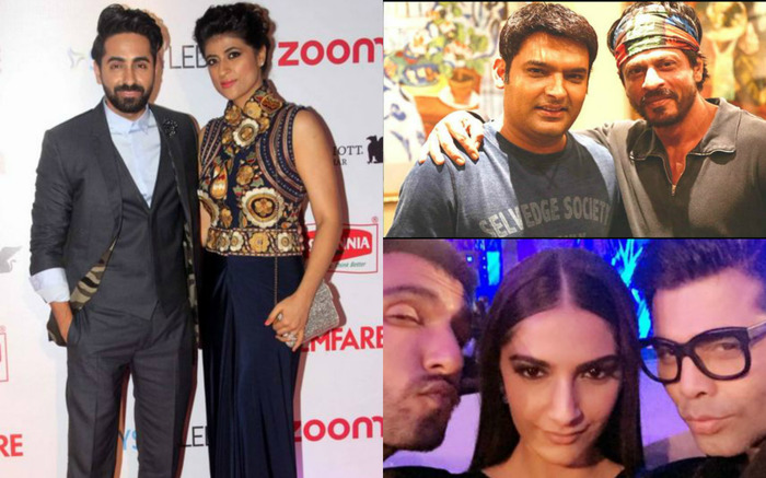 From Behind The Scenes To Nominations: All That's Going On At The 61st Britannia Filmfare Awards '16