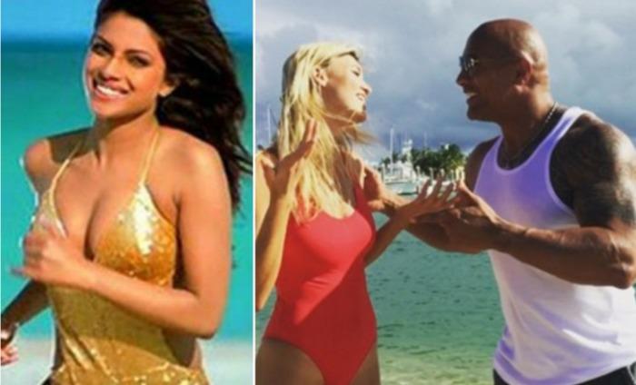 Priyanka Chopra All Set To Star In 'Baywatch' With Dwayne Johnson?