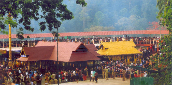 Sabarimala Temple Says Women Worshipping There Is a Sin