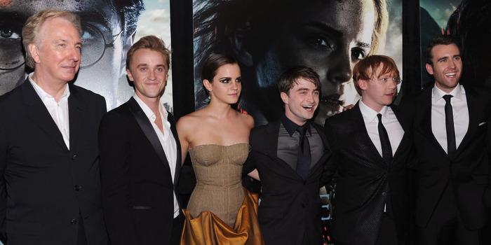 Harry Potter Stars Post Touching Tributes To Actor Alan Rickman, AKA Severus Snape