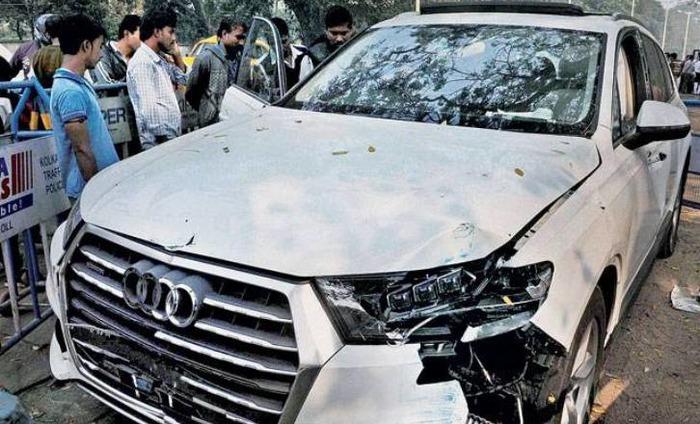 Air Force Officer Mowed Down By TMC Leader's Car In Kolkata