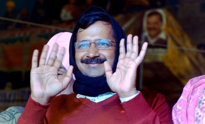 Delhi Chief Minister Arvind Kejriwal Targets Modi; Alleges CBI Raid On Manish, Satyendar