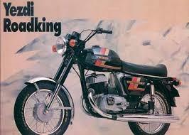 Popular Bikes That Ruled Indian Streets - Yezdi Roadking