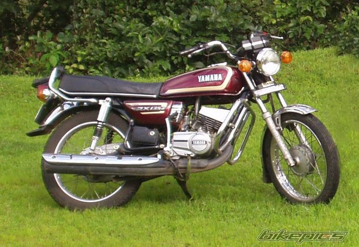 Popular Bikes That Ruled Indian Streets - Yamaha Rx-135