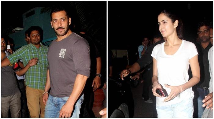 OMG: Katrina Kaif Spotted With Salman Khan At A Mumbai Club