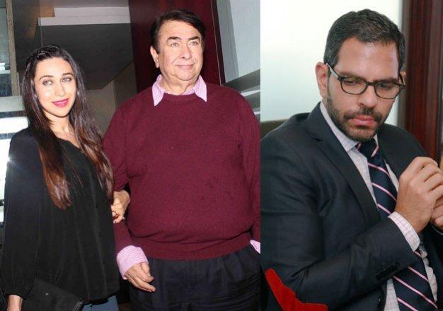 Karisma's Father Randhir Kapoor Breaks His Silence On Sunjay Kapur