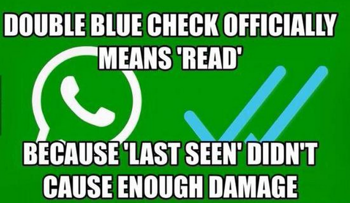 No More Fights Because Of Blue Ticks On Whatsapp: Here's How