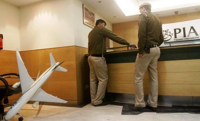 Pakistan International Airlines Office Vandalized: Hindu Sena Leader Arrested
