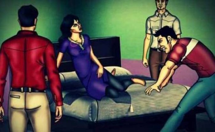 A Shocking Incident Of A 17-Yr-Old Housemaid Being Raped In South Delhi