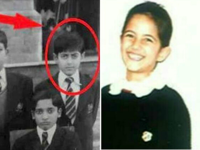Bollywood Archives: 13 Rare Photos Of Celebrities From Their School Days
