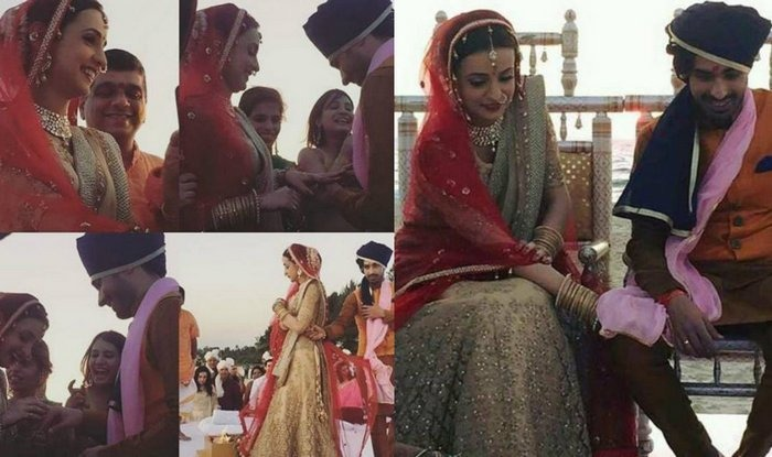 15 Pictures From Sanaya Irani And Mohit Sehgal's Wedding That Will Give You Relationship Goals