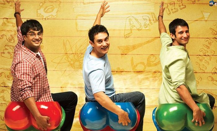 Aamir Khan Hints At '3 Idiots' Sequel
