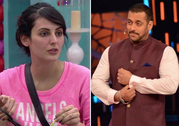 Exclusive:  Know Why Mandana Doesn't Want To Go On A Date With Salman Khan