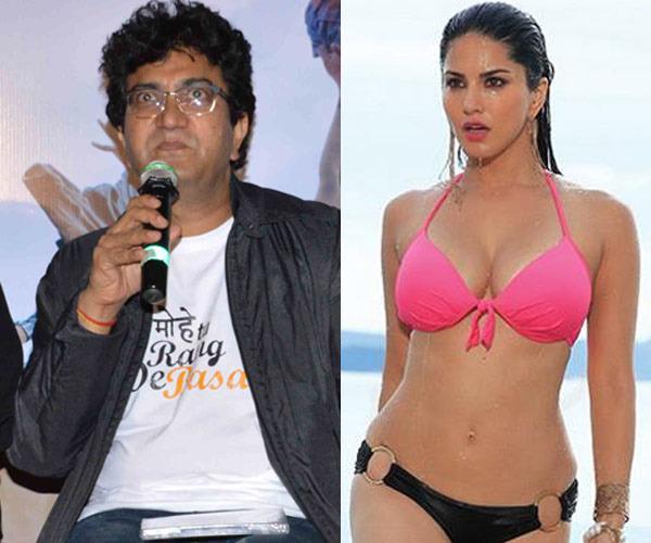 Sunny Leone Stumps Lyricist Prasoon Joshi!