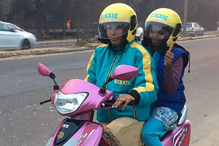 Bike-cabs In Gurgaon Are Making Commute Safe & Easy For Women