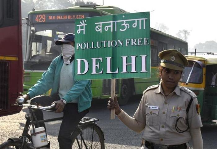 Delhi Plan Works: Odd-Even Successful Even On Monday!
