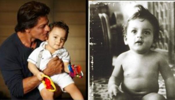 10 Reasons Why AbRam Khan Is Basically A 2-year-old Shah Rukh!