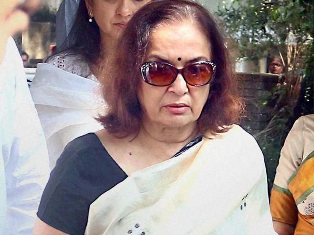 Desperation Well-defined: Asha Parekh Climbed 12 Floors To Claim A Padma Bhushan