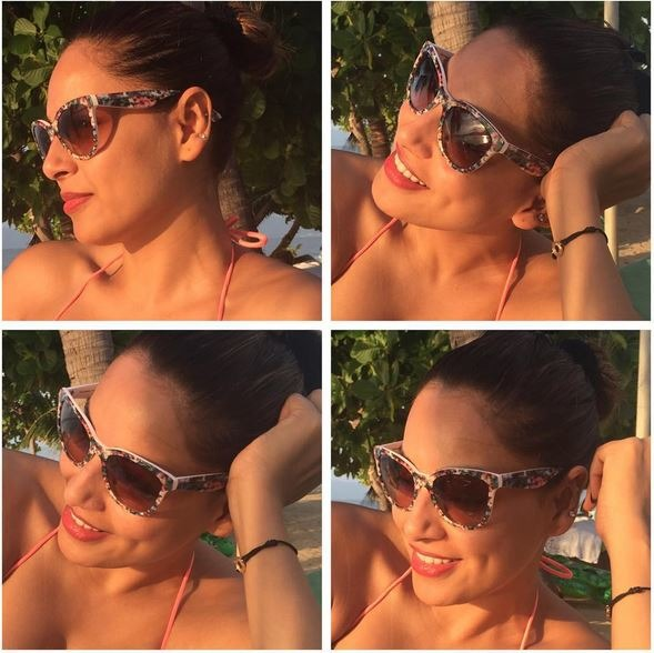 Bipasha's Bikini Clad Vacation In Maldives Will Turn You Green With Envy