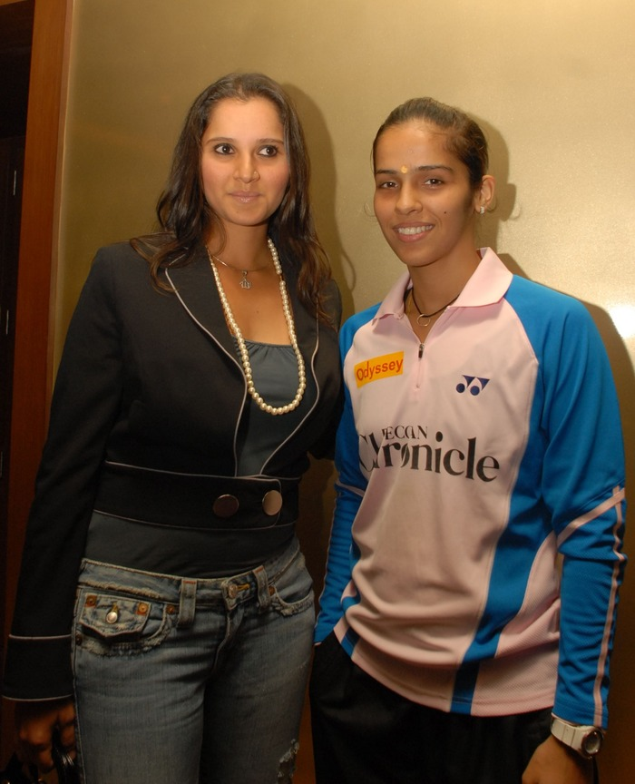 New York Times Confuses Sania Mirza And Saina Nehwal In An Article!