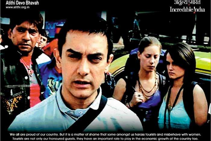 Aamir Khan Removed As Brand Ambassador Of Incredible India