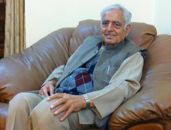 Jammu & Kashmir Chief Minister Mufti Mohammad Sayeed Dies At 79!