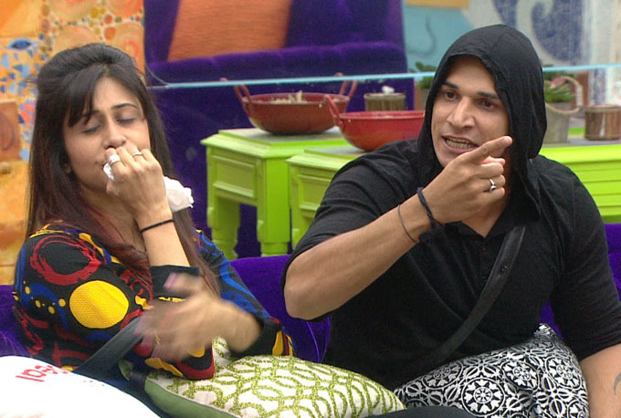 Bigg Boss 9: Kishwer Merchantt Walks Out With Rs. 15 Lakhs And Prince Narula Is The First Finalist!