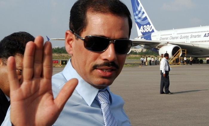 I Was Used For Political Gains: Robert Vadra