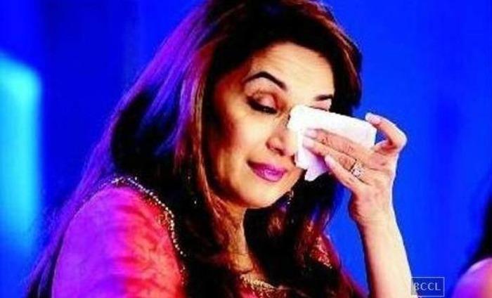 When Madhuri Dixit Broke Down On TV Show