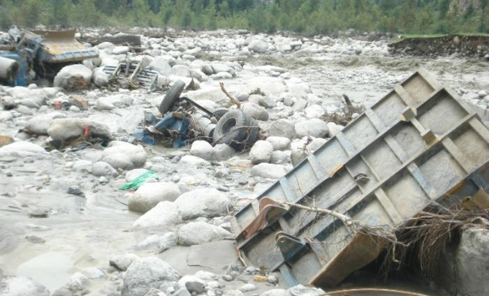 12 Killed, 25 Missing As Heavy Rains Lash Uttarakhand