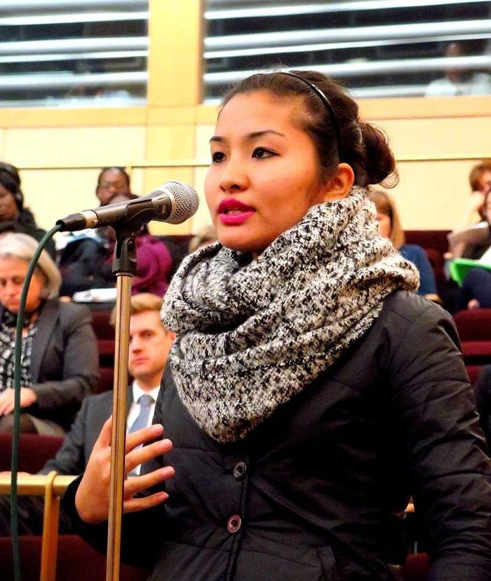Shocking Outrage As Manipuri Woman Complains Of Racial Harassment
