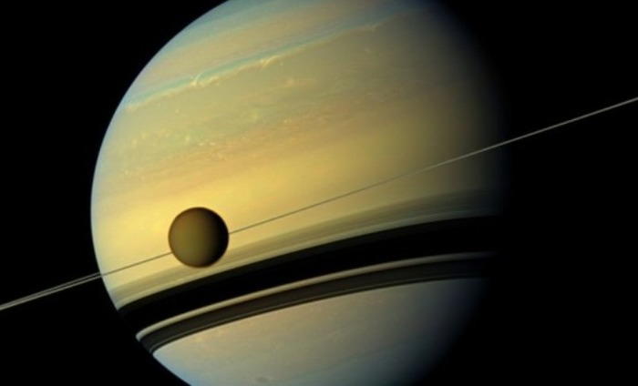 Life Could Exist On Saturn's Biggest Moon, Titan, Says Study