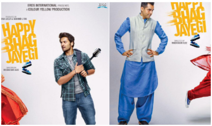 Happy Bhag Jayegi's First Look Is Out!