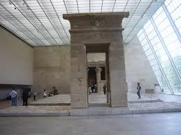 Ancient Temples Forgotten But Still Exists - The Temple Of Dendur