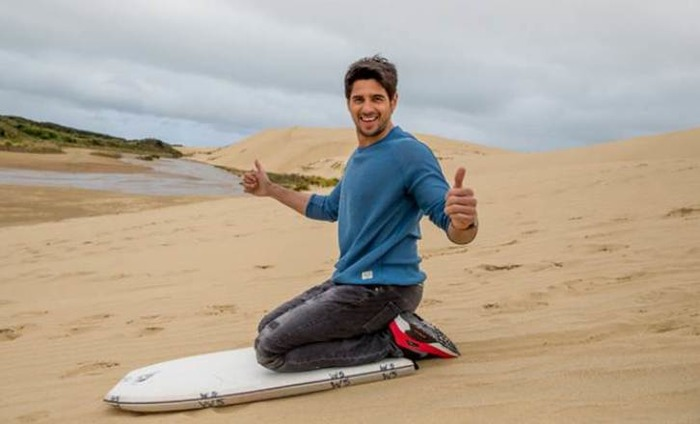 Sidharth Malhotra Would Have Loved To Be A Rafting Instructor If He Weren't An Actor!
